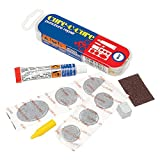 Weldtite Cure-C-Cure Puncture Repair Kit - Black