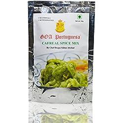 Goa Portuguesa Cafreal Spice Mix 50 Grams
