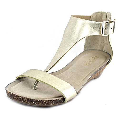 kenneth-cole-reaction-great-gal-donna-us-7-oro-sandalo-con-la-zeppa