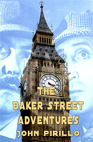free kindle book The Baker Street Adventures
