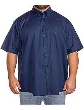 Espionage Spionaggio Big da uomo tradizionale camicia a maniche corte 2x L 3X L 4X L 5X L 6x L 7x L 8x L