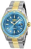 Invicta 25817 Pro Diver Reloj para Hombre acero inoxidable Cuarzo Esfera azul