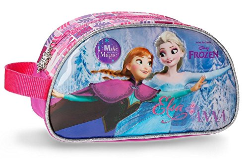 Disney Magic Neceser De Viaje, 24 cm, 3.36 litros, Multicolor