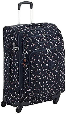 Kipling - YOURI SPIN 68 - 71 Litres - Trolley - Small Flower - (Multi-couleur)