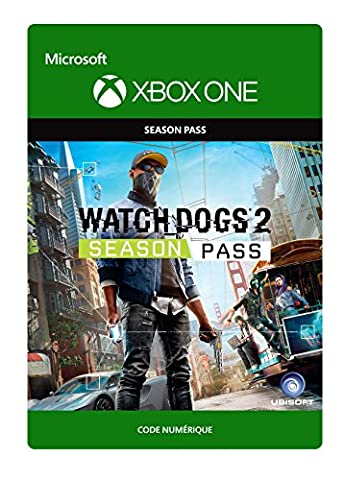 Watch Dogs Xbox - Watch Dogs 2 Season pass [Xbox One