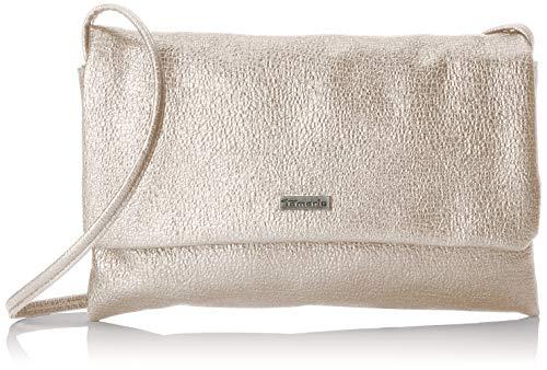 Tamaris Damen Louise Crossbody Bag S Umhängetasche, Pink (Rose), 1x12x12 cm