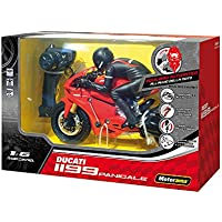 MOTORAMA 502514 – Ducati 1199 Panigale R/C Moto, in Radio Controlled 1: 16 Scale - Compare prices on radiocontrollers.eu