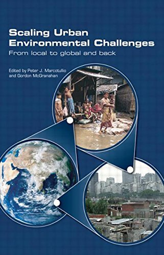 Scaling Urban Environmental Challenges: From Local to Global and Back (2006-12-03)