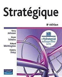 Stratégique (Inclus MyFinanceLab et eText)
