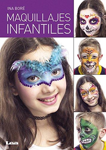 Maquillajes infantiles por Ina Boré