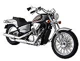 Honda Steed 400 VSE Custom Parts Bike Motorrad 1:12 Model Kit Bausatz Aoshima 053980