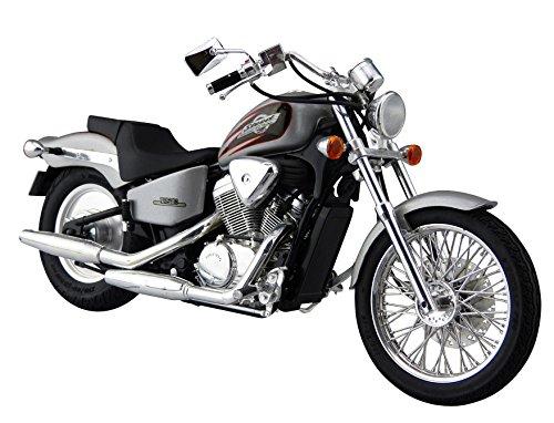 Honda Steed 400 VSE Custom Parts Bike Motorrad 1:12 Model Kit Bausatz Aoshima 053980 (Honda Steed 400 Motorrad)