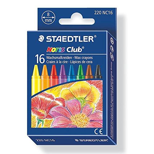 Staedtler Cf16 Pastelli A Cera Con Fascetta