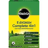Evergreen Traitement 4 en 1 pour pelouse 80m²
