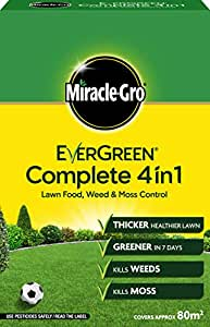 Miracle-Gro EverGreen Complete 4in1 2.8kg - 80m2