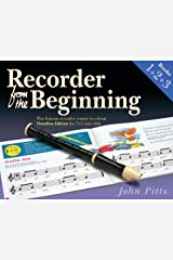Recorder from the Beginning: Books 1 + 2 + 3 Paperback