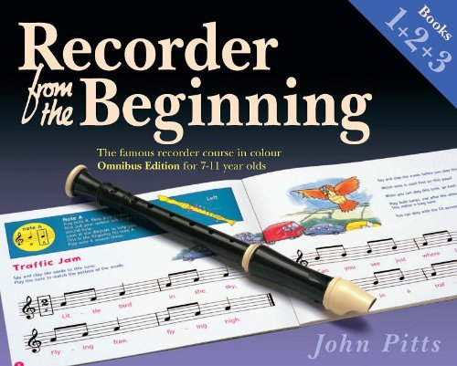 51Oe63X2eBL - BEST BUY #1 Recorder from the Beginning: Books 1 + 2 + 3 Reviews and price compare uk