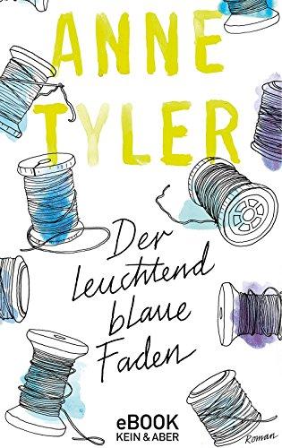 Buchseite und Rezensionen zu 'Der leuchtend blaue Faden' von Anne Tyler