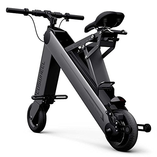 coswheel aone smart folding electric bike easy and simple. Black Bedroom Furniture Sets. Home Design Ideas