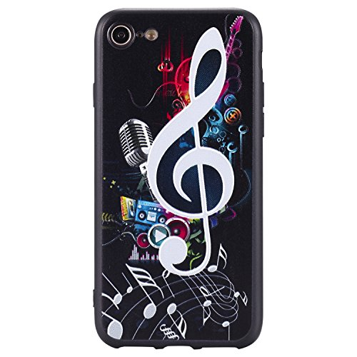 Apple iPhone 7 Hülle, Voguecase Silikon Schutzhülle / Case / Cover / Hülle / TPU Gel Skin für Apple iPhone 7/iPhone 8 4.7(Elefant 14) + Gratis Universal Eingabestift Hinweis 04