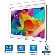Protector de Pantalla para SAMSUNG GALAXY TAB 4 10.1 Cristal Vidrio Templado Premium, Electrónica Rey®