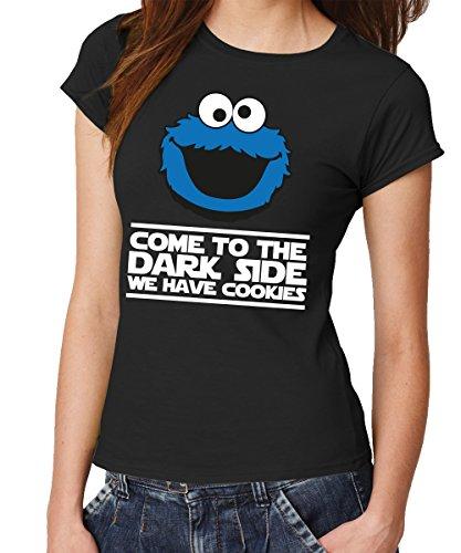 rt Fit Dark Side Cookies Schwarz Gr. XXL ()
