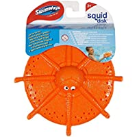 Swimways 6038050 - Squid Disk - Jeu de Piscine, Natation et Plongée - Couleur Aléatoire