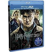 Harry Potter Y Las Reliquias De La Muerte ( Parte 2)-- St Bd Combo 3D