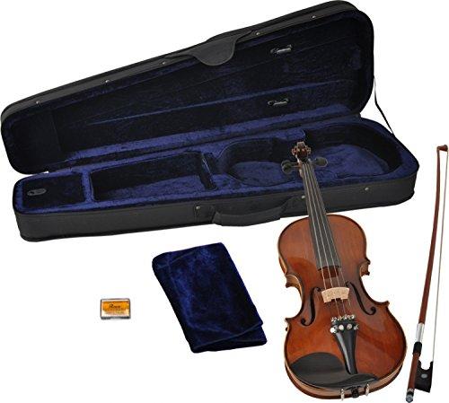 SB 3/4 violino SET raccordi Ebony