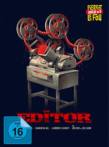 The Editor (uncut) - Limited Edition Mediabook [Blu-ray + DVD] Preisvergleich