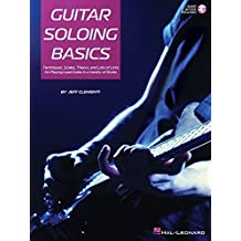 Clements Jeff Guitar Soloing Basics -Guitar Book & Audio Online-: Noten, E-Bundle, Download (Audio)
