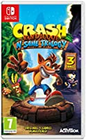 Crash Bandicoot NSane Trilogy (Nintendo Switch)