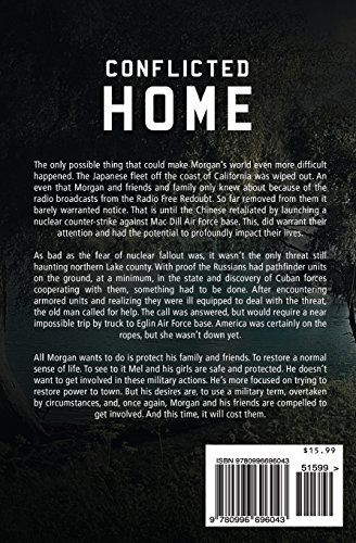 Conflicted Home: Volume 9 (The Survivalist)