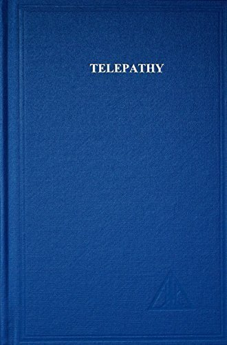 Telepathy and the Etheric Vehicle by Alice A. Bailey (1948-10-01)