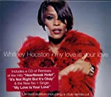 Songtexte von Whitney Houston - My Love Is Your Love