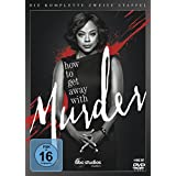 How to Get Away with Murder - Die komplette zweite Staffel