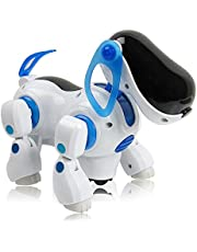 Toyshine Smart Dog Toy with Interactive Features, Remote Control