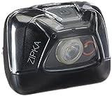 Petzl Zipka - Faro compacto, Negro