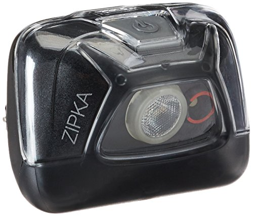 Petzl, Zipka, Black, E93ABA