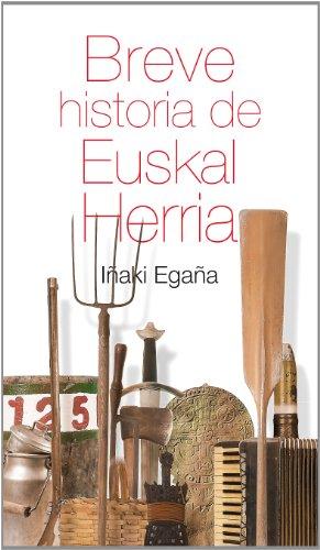Breve historia de Euskal Herria (Leire) por Iñaki Egaña Sevilla