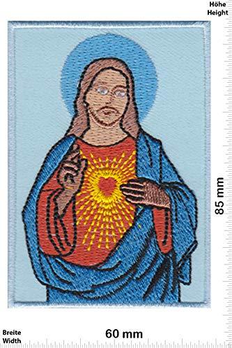 Patch - Jesus - Spirit - Spirit - Spirit - Aufnäher - zum aufbügeln - Iron On (Jesus Patch)