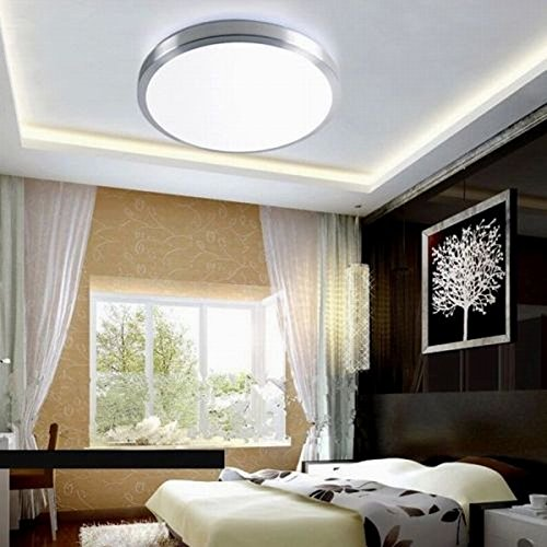 sailun 15w led panel warmwei kaltwei moderne. Black Bedroom Furniture Sets. Home Design Ideas