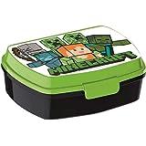 Porta bocadillos artesanales de Green Mine en plástico de calidad alimentaria Fiambrera infantil con licencia.