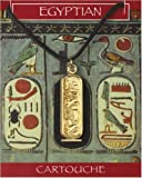 Cleopatra Cartouche Pendant Gold Plated - Egyptian Jewellery