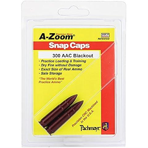 Azoom Snap Caps 300-Aac Blackout 2/K