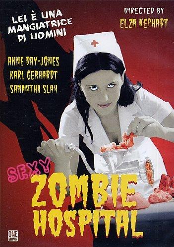 Sexy zombie hospital