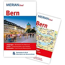 Bern: MERIAN live! - Mit Kartenatlas im Buch und Extra-Karte zum Herausnehmen