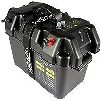 Miganeo Caja batería para barco motor eléctrico motor manguera barco fueraborda