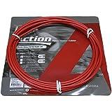 Funda Color ROJO para Cable de Freno de Bicicleta 7.5 metros ASHIMA MTB Road 3509