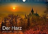 Der Harz einfach magisch (Wandkalender 2019 DIN A4 quer): Der Harz in magischen Bildern (Monatskalender, 14 Seiten ) (CALVENDO Orte)